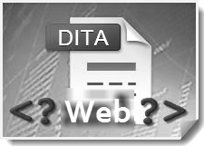 Dita and the Web